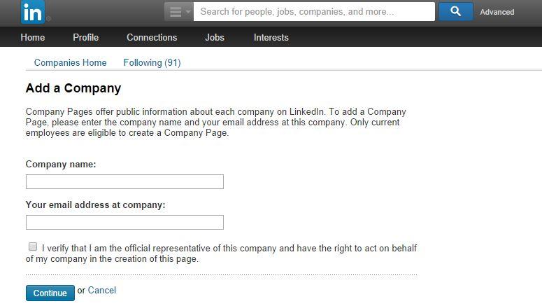 linkedin-add-company-page