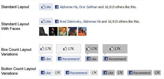 verschillende-facebook-like-share-buttons