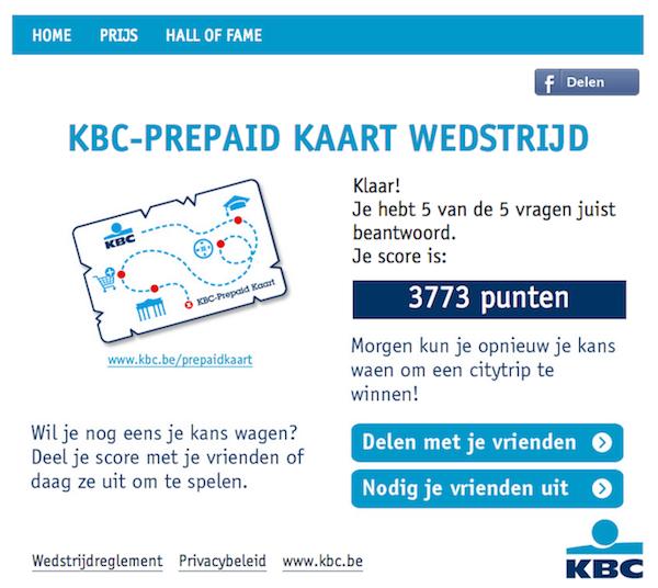 voorbeeld-facebook-applicatie-KBC-prepaid-card-score