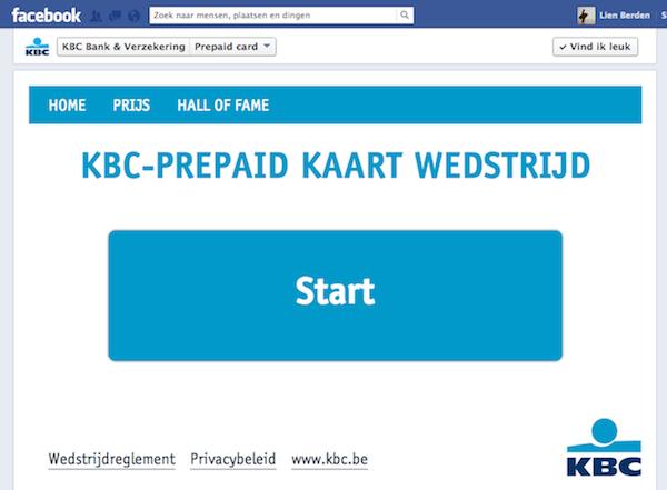 voorbeeld-facebook-applicatie-KBC-prepaid-card